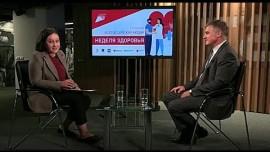 """Embedded thumbnail for """"Неделя здоровья"""": главный специалист по первой помощи Минздрава России отвечает на вопросы граждан"""