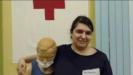 Embedded thumbnail for Отзыв о Рефреш курсе Первой помощи Российского Красного Креста