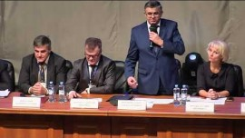 Embedded thumbnail for Первая всероссийская конференция «Первая помощь - 2019»