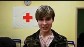 Embedded thumbnail for Отзыв слушателя курса первой помощи Российского Красного Креста