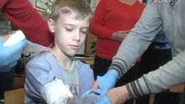Embedded thumbnail for Курсы первой помощи проводит Российский Красный Крест